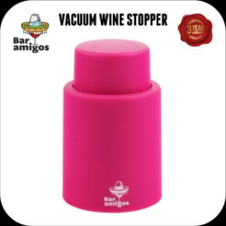 300_TAPPOVINO-FUCSI_9748 Come chiudere ermeticamente bottiglia di vino? Vacuum vine stopper