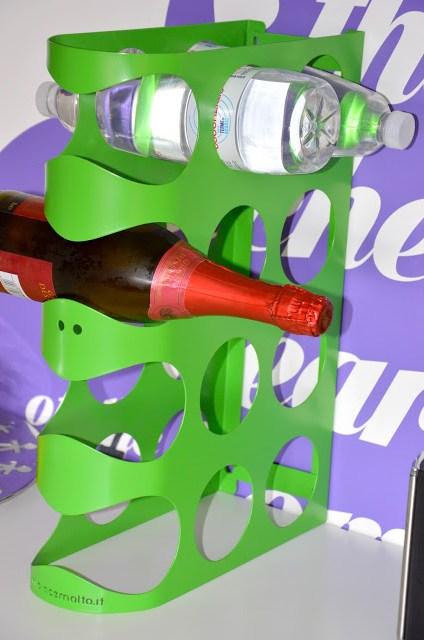 DSC_0364 Portabottiglie in metallo verniciato - mipiacemolto.it