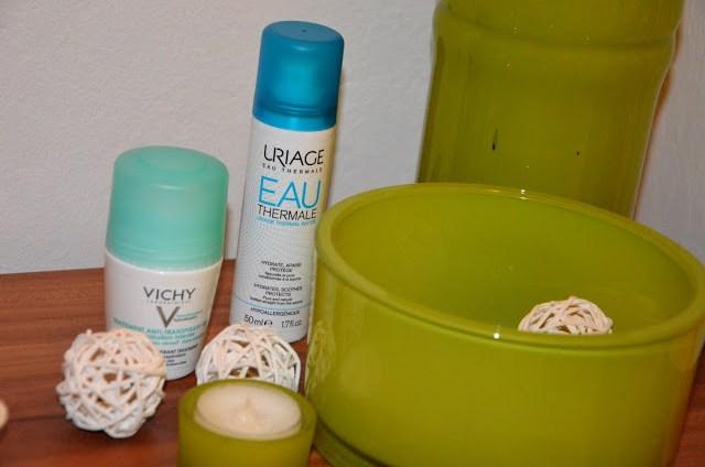 DSC_0071 Uriage acqua termale, Vichy sfera anti-traspirante 48h