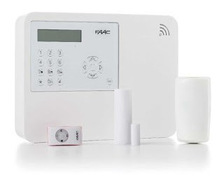 Kit-Home-Lock Faac Home Lock sistemi di sicurezza