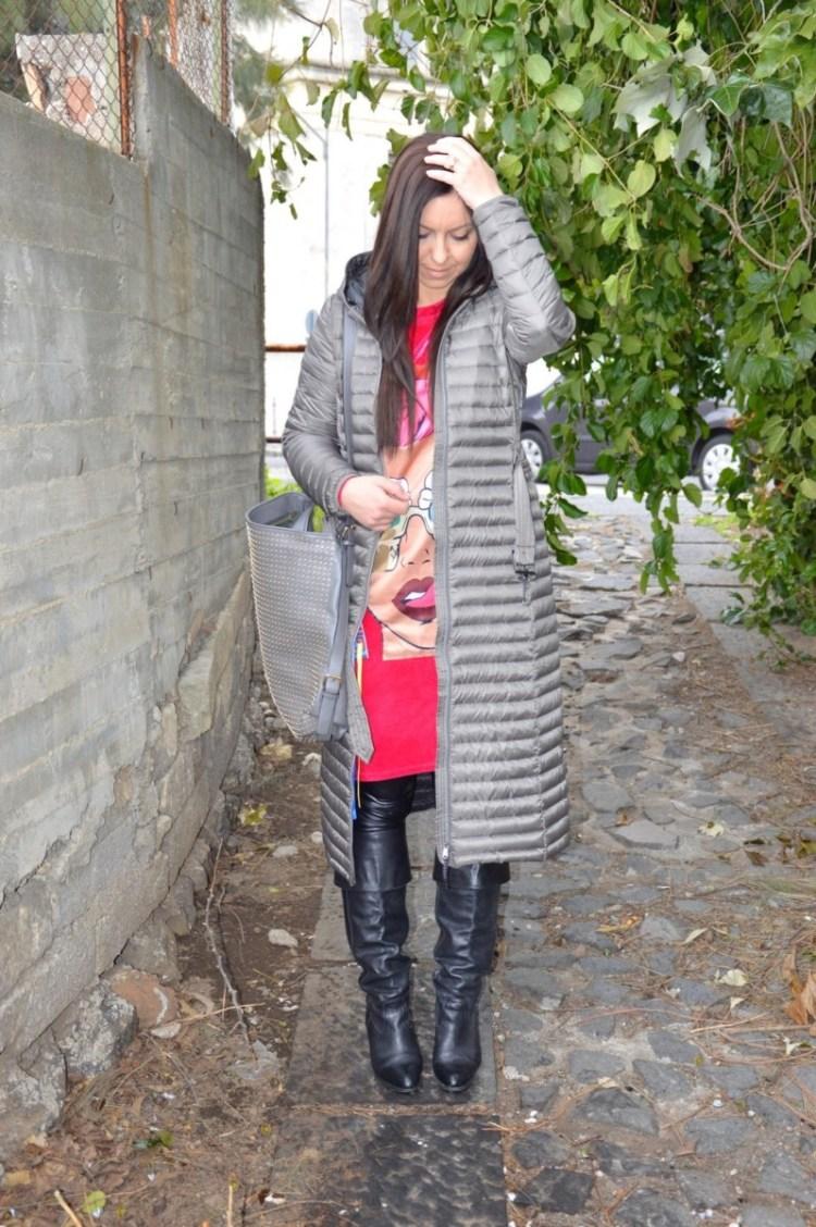 DSC_3425 Tunica in velluto fucsia Shein. Cosa indossare quando manca il sole?