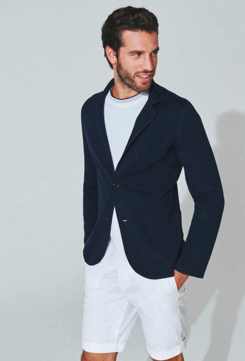 online store 62b7a 3b813 Abbigliamento casual da uomo: le proposte Fay per il 2018