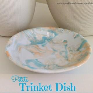DIY – Petite Trinket Dish!