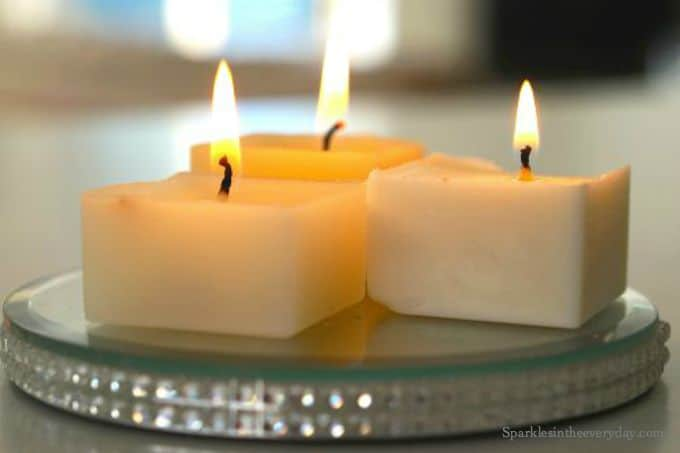 candle glow -What to do with your old, used candles?.