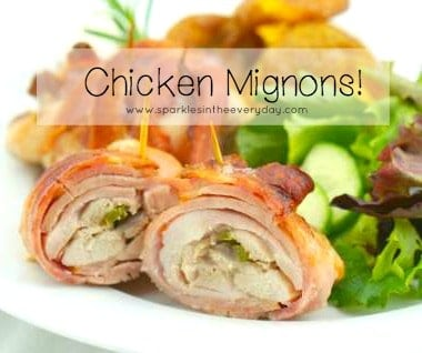 The Tips To Cooking Delicious Chicken Mignons!