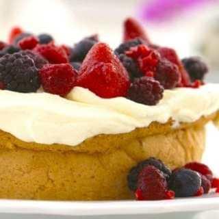Easy Gluten Free White Cake
