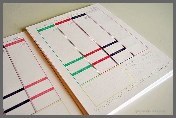 Planner How Your Pages Own Make