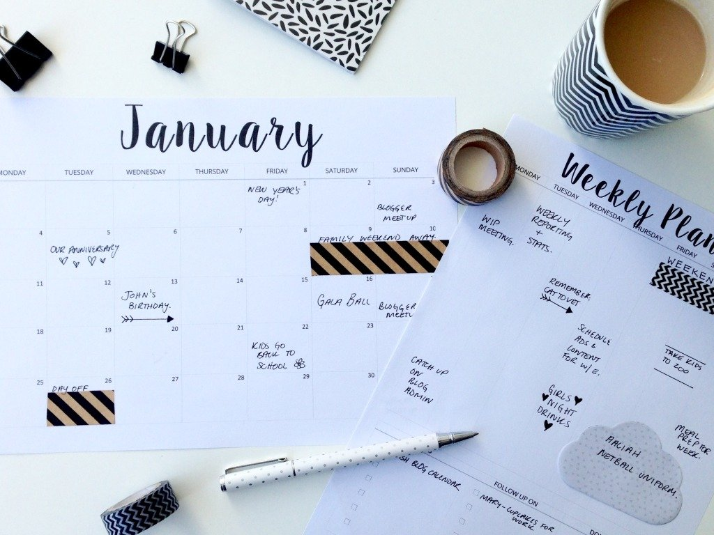 Image Result For Free Printable Small Calendar