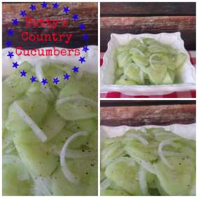 Betty's Country Cucumbers