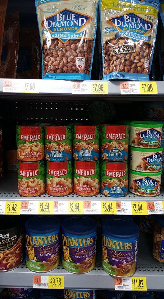emeral in store cans