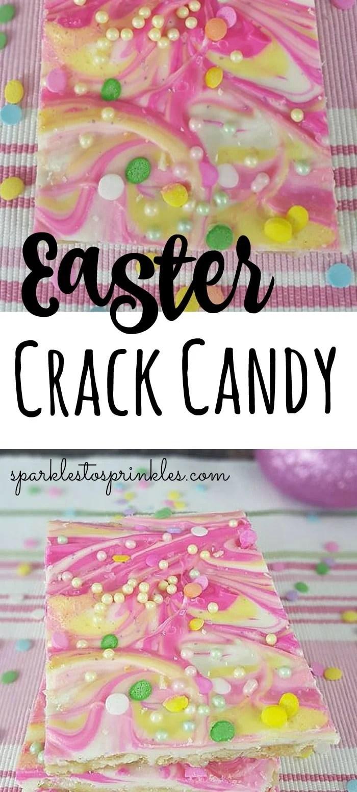 Easter Crack Candy