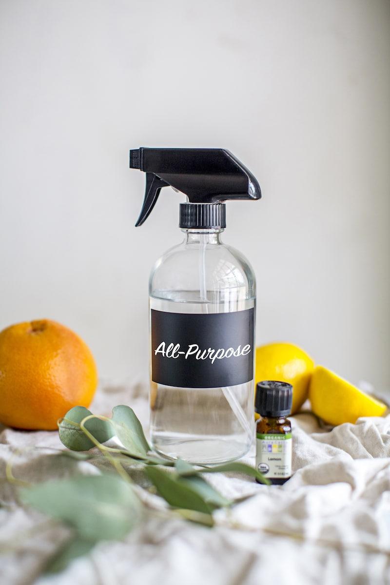 Best Homemade Shower Cleaner