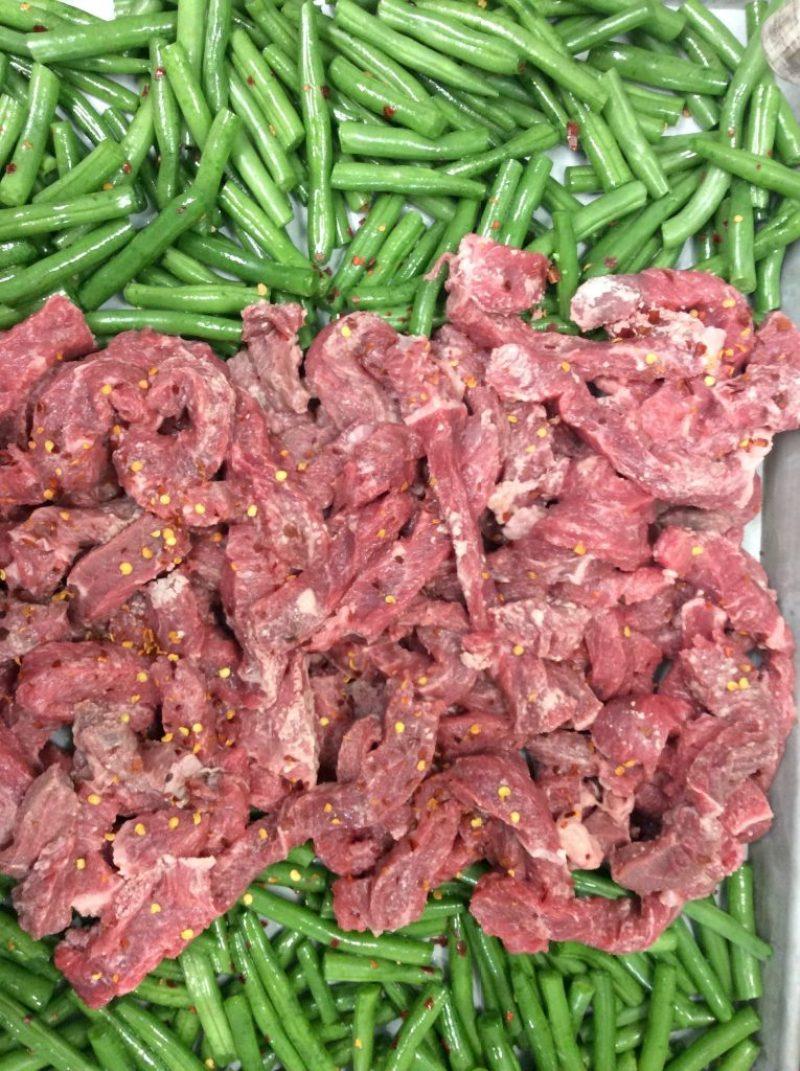 Mongolian Beef Sheet Pan Entree