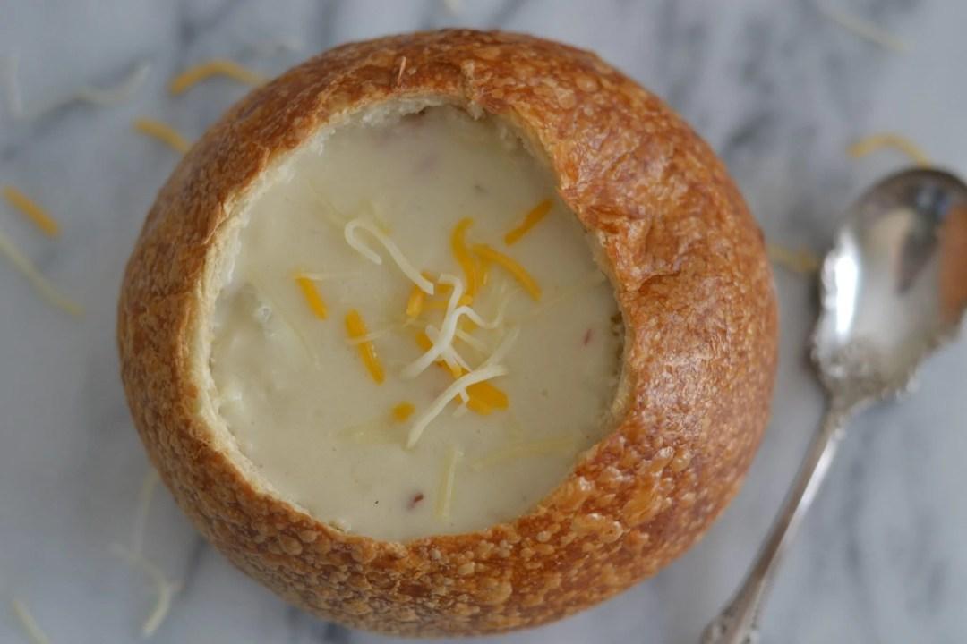 Instant Pot Copycat Panera Baked Potato Soup Sparkles To Sprinkles