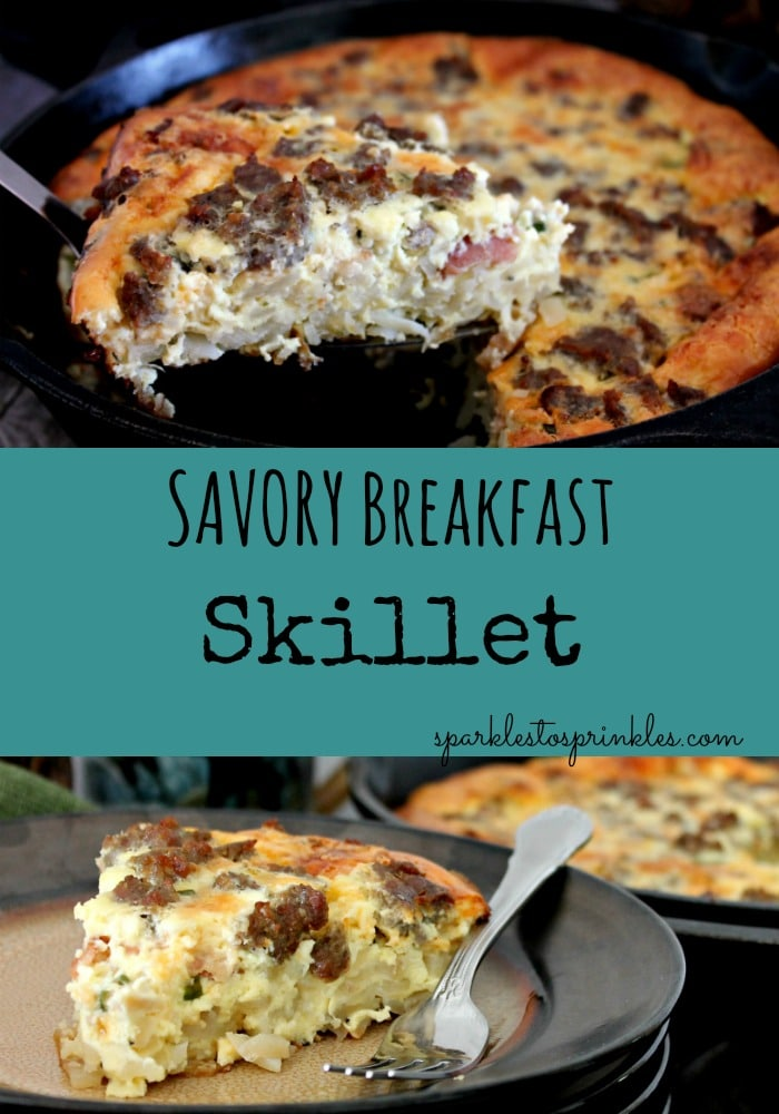 Savory Breakfast Skillet