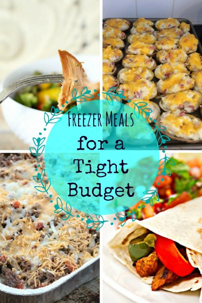 20 Easy Freezer Meals for a Tight Budget