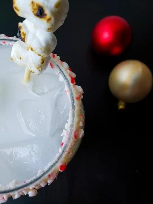 White Christmas Adult Beverage: