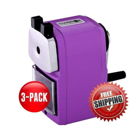Teacher Special 3 Purple (Buy 3 for only $17.99 each)