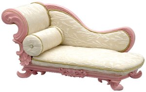 Petite Luxury couch (Marshmallow)