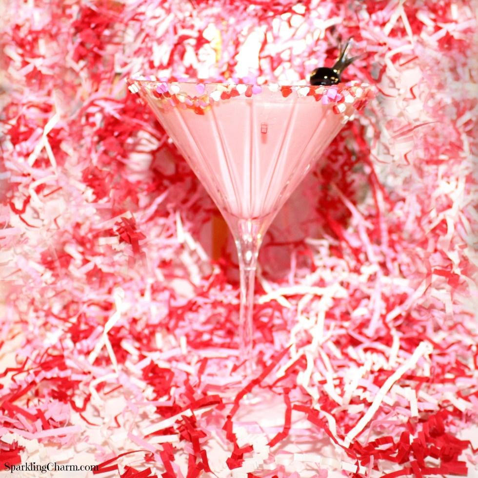 Sparkling Charm Sweetie Martini