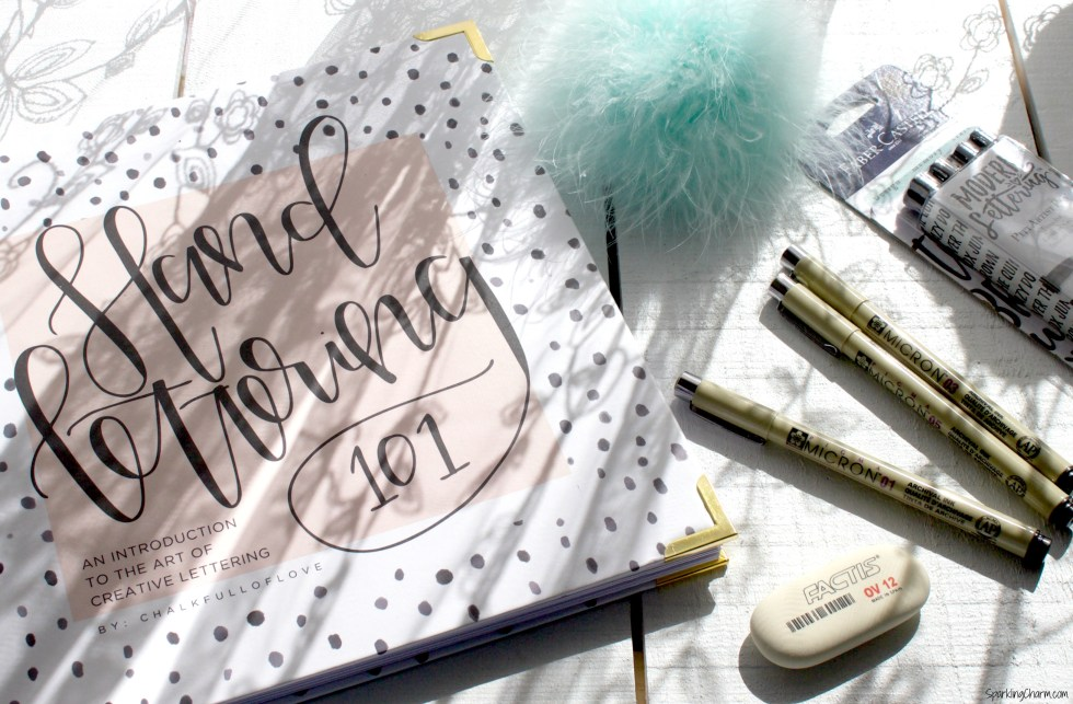 Sparkle Crush: Hand Lettering 101