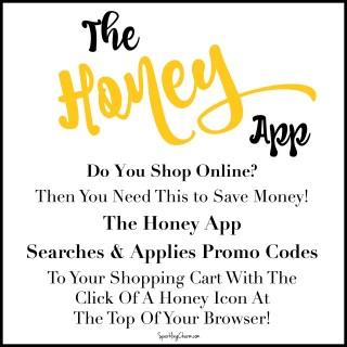 Sparkle Crush! The Honey App: Save Money When You Shop Online