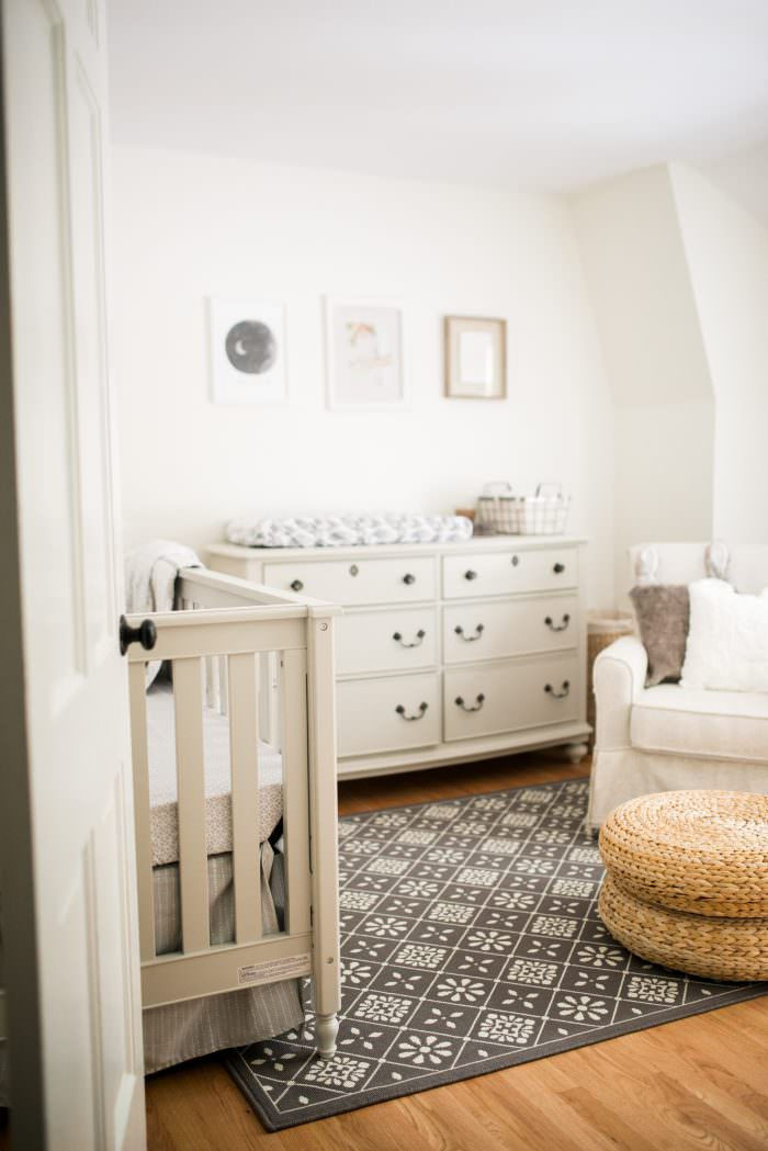 Gender Neutral Nursery With Wendy Bellissimo Interiors