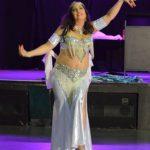 Alia silver mermaid skirt