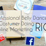 BELLY DANCER Online Marketing Case Studies