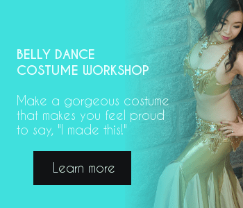 Belly Dance Costume Workshop