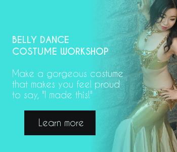 a3c663e9b496 ♥Online Workshops by Mao♥. Belly Dance Costume Workshop