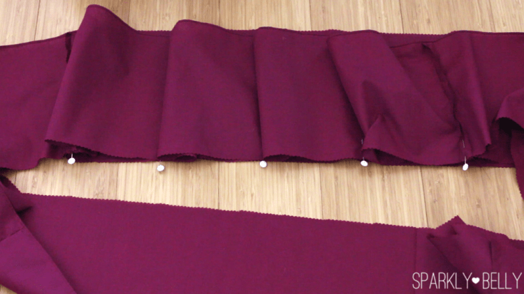 893d4bba0 DIY 25 Yard Skirt - Easiest & Cheapest! Gypsy/ATS/Belly Dancing ...