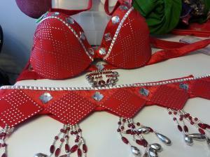 Sherrie Belly Dance Costume Workshop