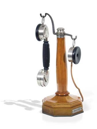 SIT Grammont Desk Telephone (French) ca. 1910