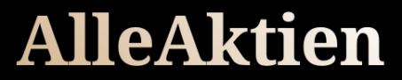 AlleAktien.de Logo Transparent