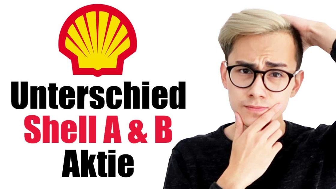 Aktie Shell B