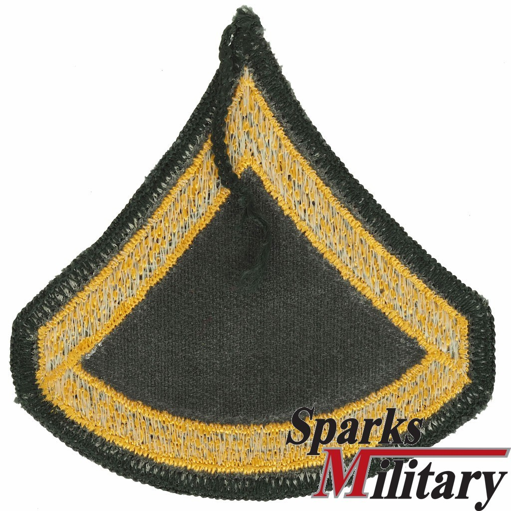 Us Army Class A Rank Badge Private First Class To Sew On Buy