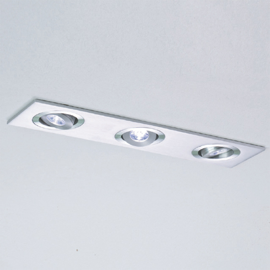 Recessed Spotlights Artwork