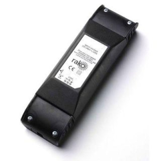 Rako RLED50-1DCV Constant Voltage Dimming Driver, single channel 50W Dimming LED Driver