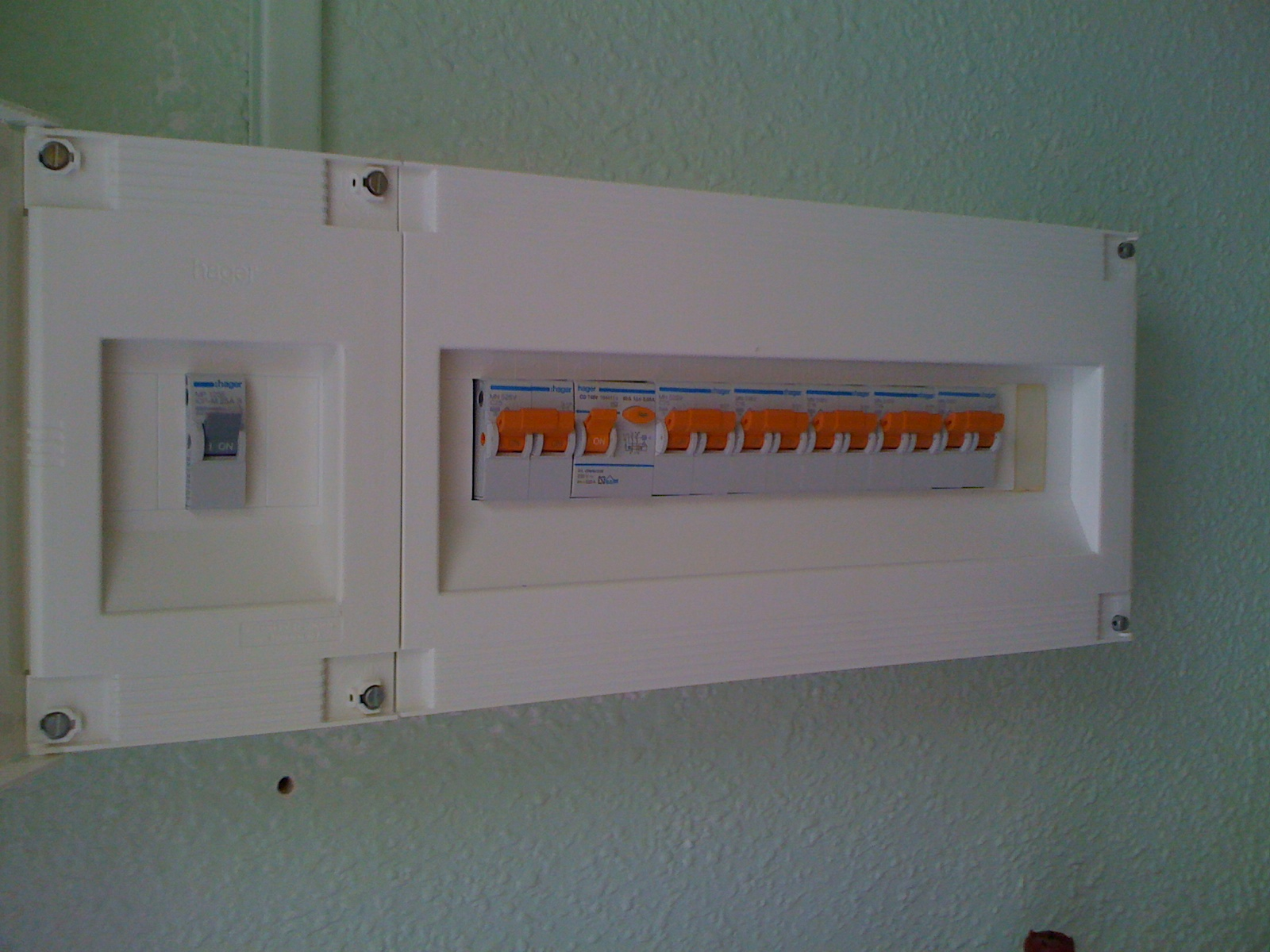 consumer units sparks in spain rh sparksinspain es Basic Electrical Wiring Diagrams Residential Electrical Wiring Diagrams