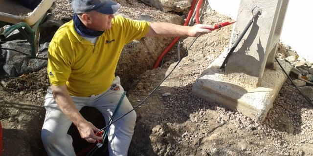 A Day in the Life of Sparks #2: Underground Cable Fault + Repair