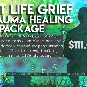 Past Life Trauma And Healing Package