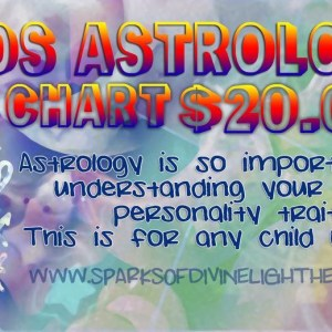 Kids Astrology Chart
