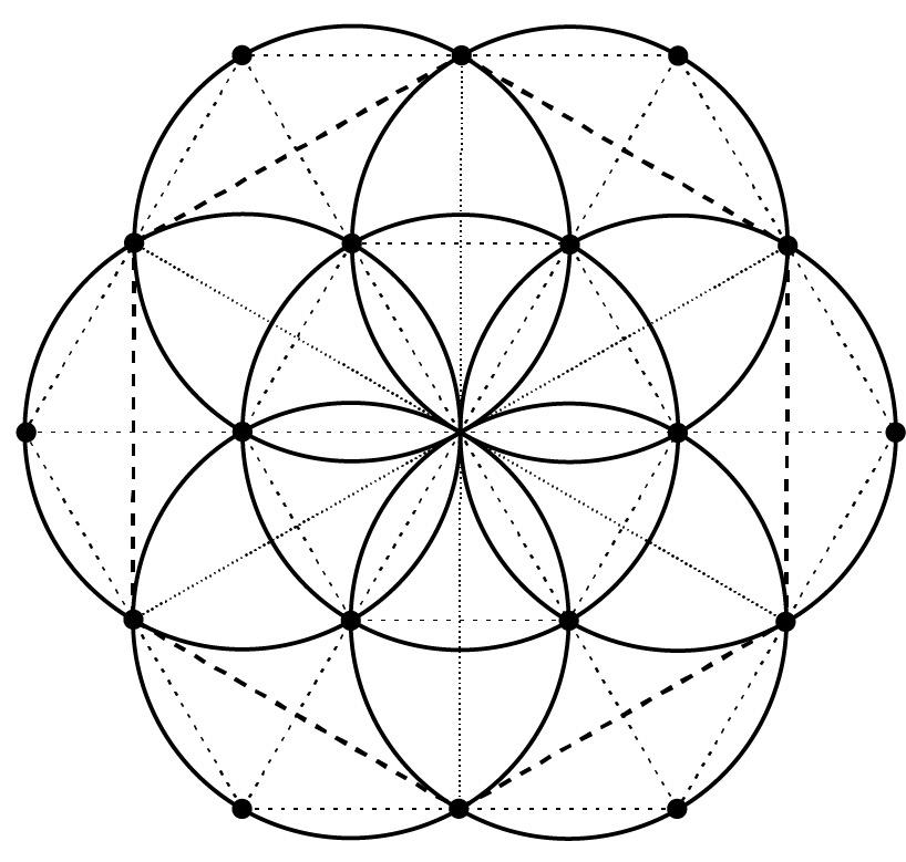 Laminated Grid Nine