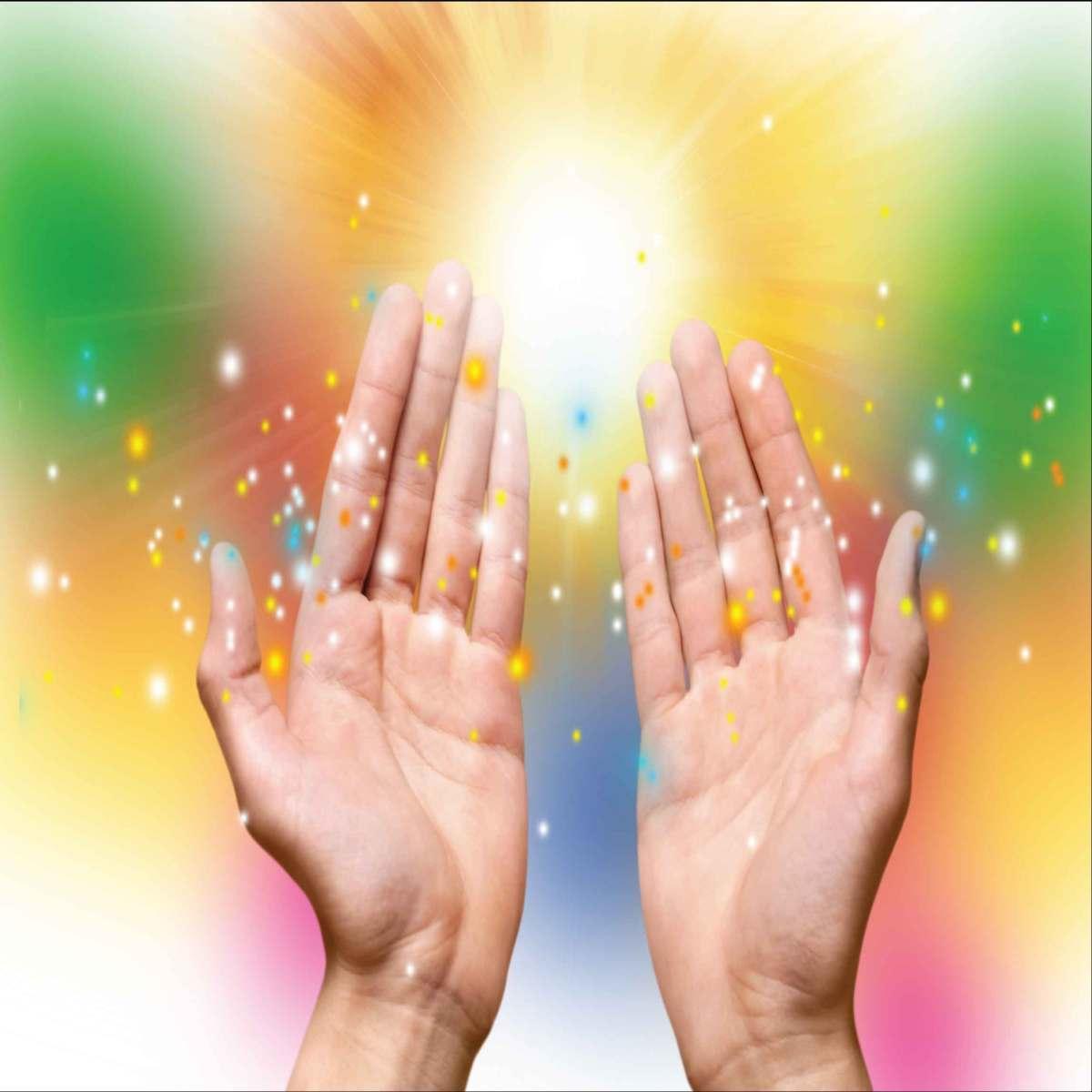 Rainbow Reiki Healing Session