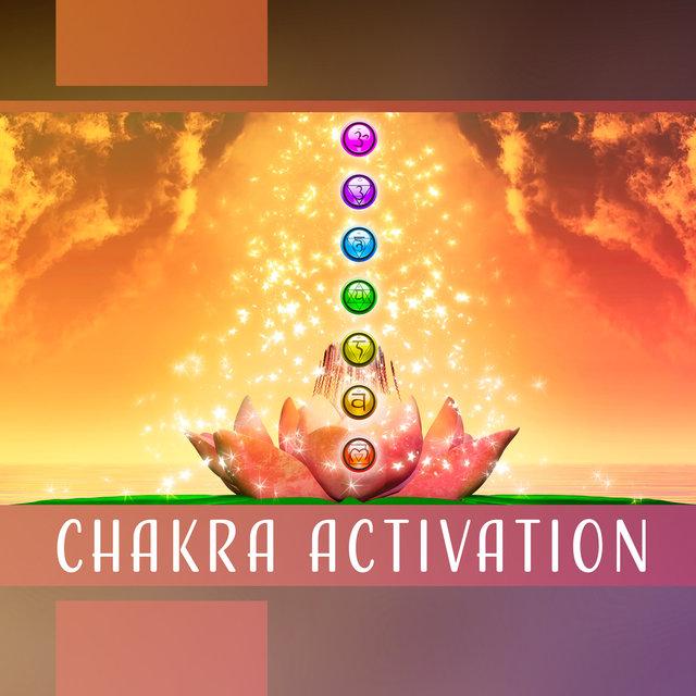 Chakra activation and Gateway unlock