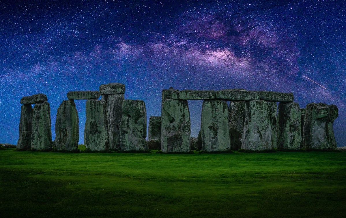 Sacred Site Activation