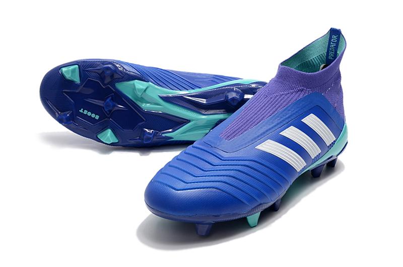 2fd29f07d827f ... zoom. f0337 9b139 authentic inicio tacos adidas adidas predator 18 azul  2278d 87a42 ...