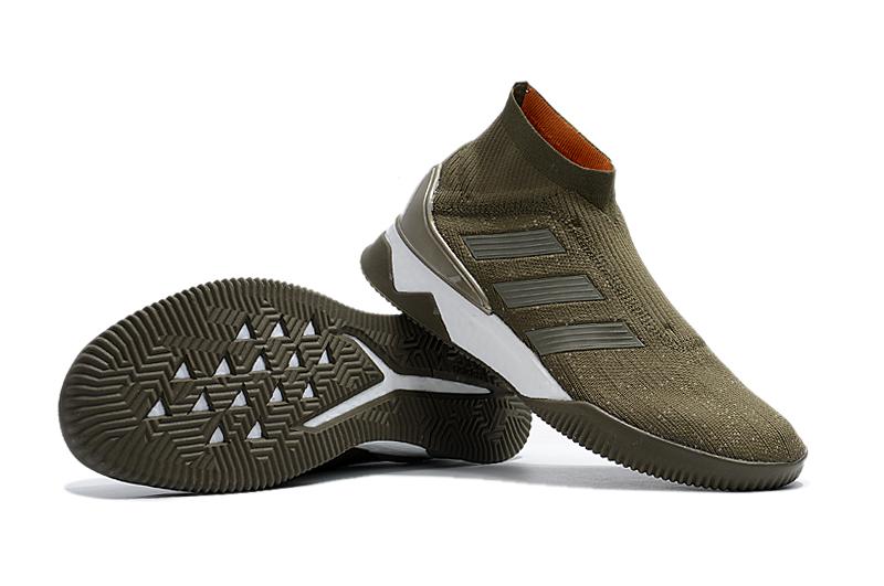 4a414e2e4 ... closeout inicio futsal adidas adidas predator tango 18 tr boost verde  61a58 1b8f6