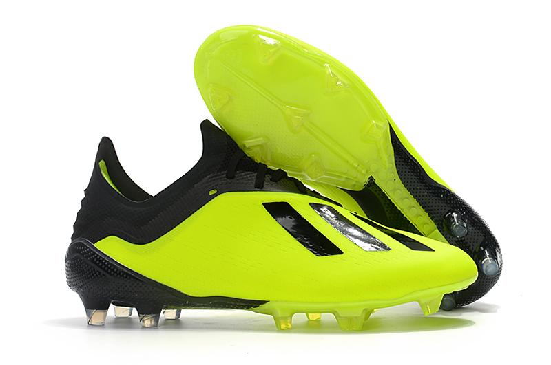 new concept 315f4 ba14f adidas X18.1 (Volt)   Sparks Store